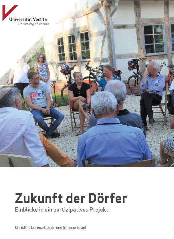 Read more about the article Zukunft der Dörfer – Abschlussbericht gibt Einblicke in ein partizipatives Projekt